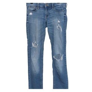 Hollister Low Waisted Skinny Jeans